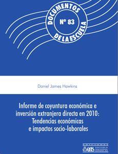 Informe Inversión Extranjera Directa 2010