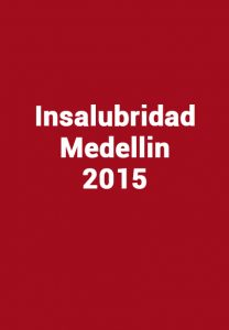 Insalubridad Medellin 2015