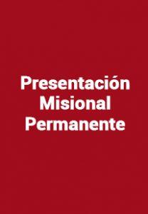 Presentación Misional Permanente
