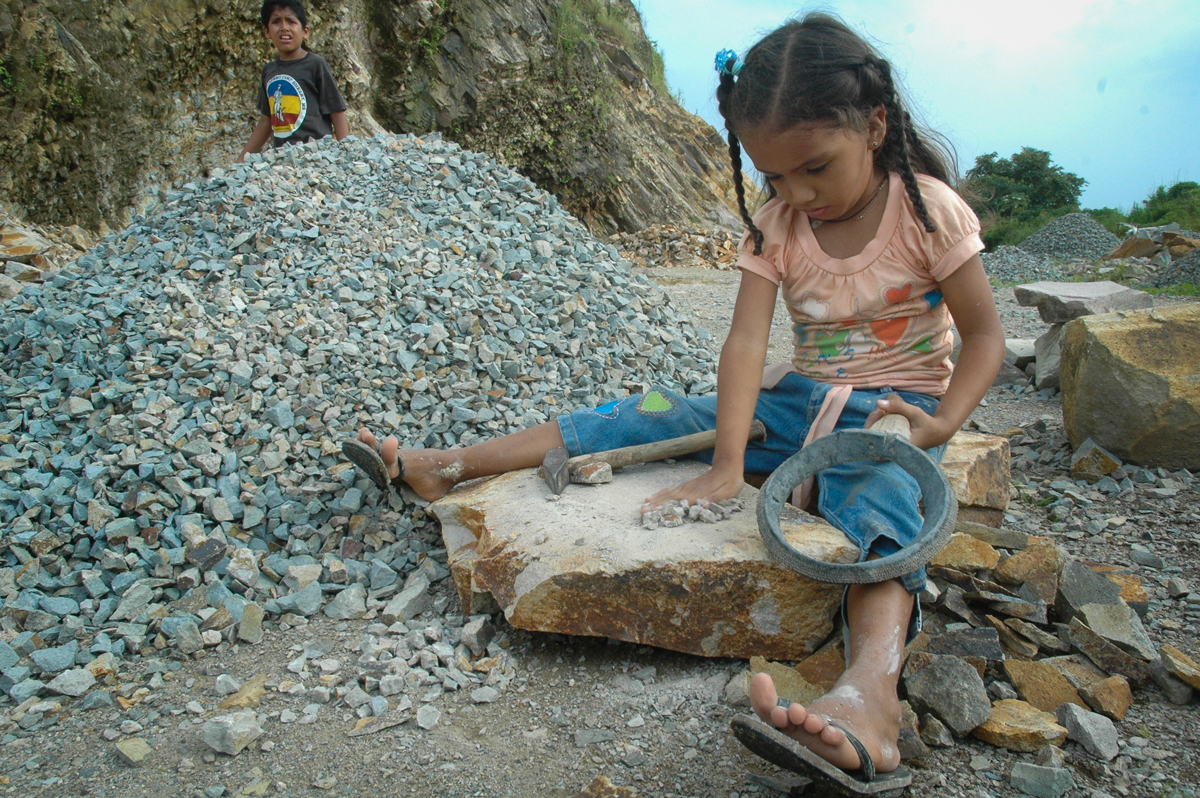 Pica piedra x 4